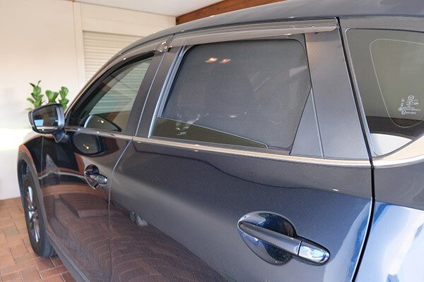 Mazda CX-5 Car Window Sun shades Exterior