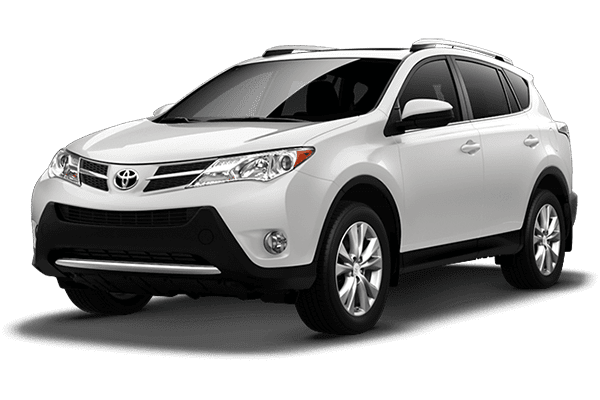 Toyota RAV4 4th Generation (XA40; 2013-2018)