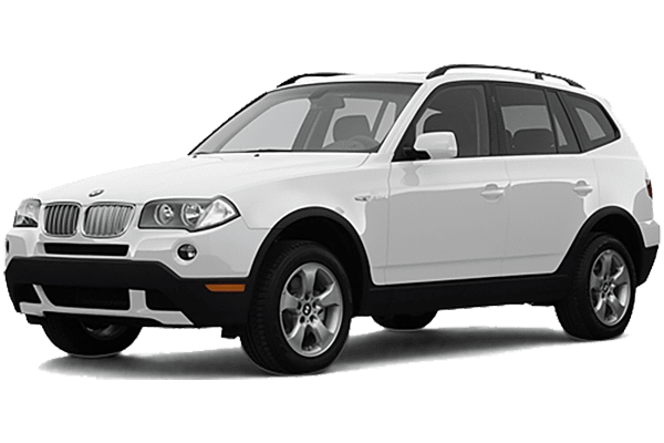 BMW X3 1st Generation (E83; 2003-2010)*