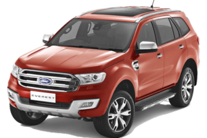 Ford Everest | Endeavour (2015-Present)