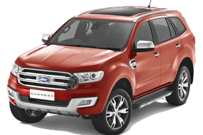 Ford Everest   Endeavour Car Rear Window Shades (2015-Present)