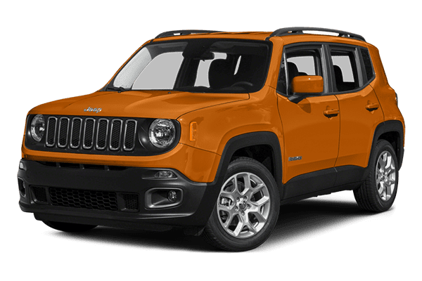 Jeep Renegade (2014-Present)
