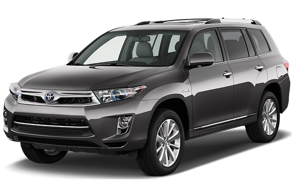 Toyota Kluger Snap Shades