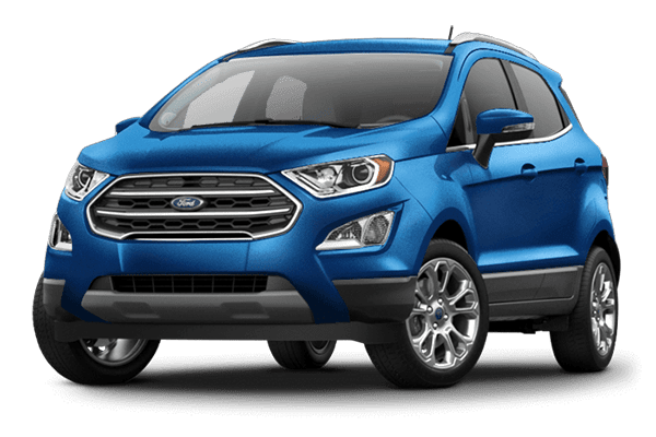 Ford EcoSport 2nd Generation (2013-Present)*