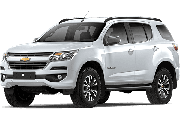 Holden TrailBlazer/Colorado7 | Isuzu MU-X 2nd Generation | Chevrolet TrailBlazer (2010-Present)*
