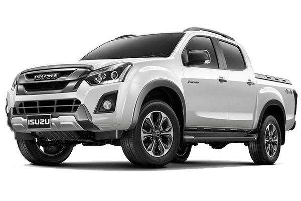 Isuzu D-MAX 2nd Generation | Holden Colorado | Chevrolet Colorado | HSV SportsCat (2012-Present)*