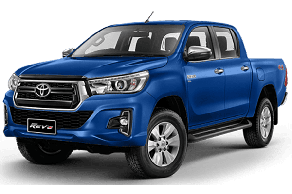 Toyota Hilux 8th Generation | TruckMasters OX (AN120, AN130; 2015-Present)