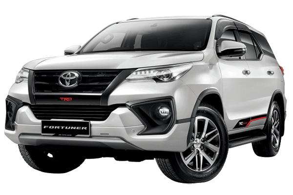 Toyota Fortuner/SW4 2nd Generation (AN150, AN160; 2015-Present)