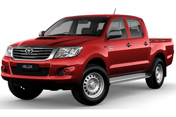 Toyota Hilux 7th Generation | TruckMaster OX (AN10, AN20, AN30; 2004-2015)