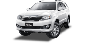 Toyota Fortuner 2nd Generation | Hilux SW4 | SW4 (AN150,AN160; 2015-Present)*