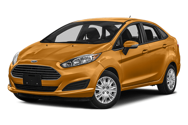 Ford Fiesta 6th Generation (2008-2017)*
