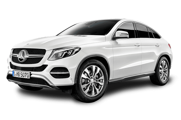 Mercedes-Benz GLE-Class Coupe (C292; 2015-2019)*