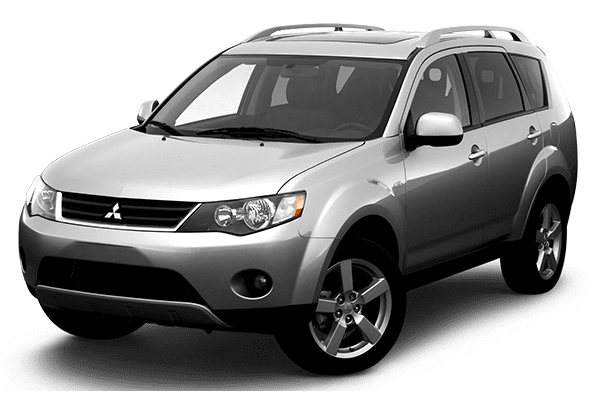 Mitsubishi Outlander 2nd Generation | Peugeot 4007 | Citroen C-Crosser (2006-2012)