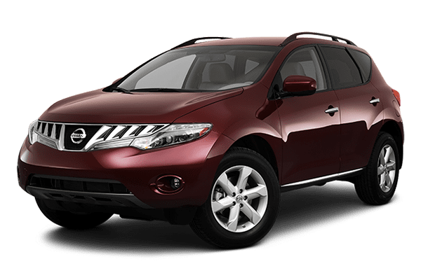 Nissan Murano 2nd Generation (Z51; 2009-2014)