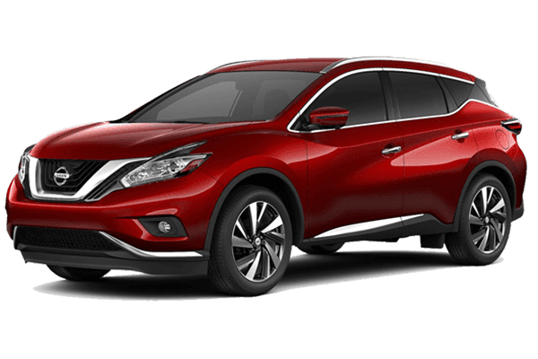 Nissan Murano 3rd Generation (Z52/P42M; 2015-Present)