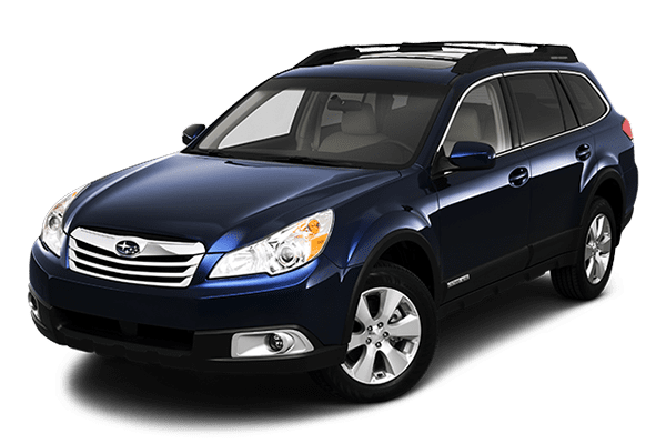 Subaru Outback 4th Generation (2009-2014)