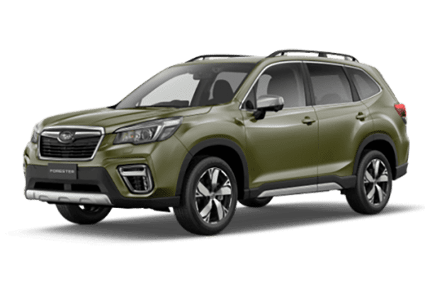 Subaru Forester 5th Generation (SK; 2018-Present)