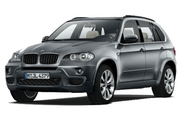 BMW X5 2nd Generation (E70; 2006-2013)*