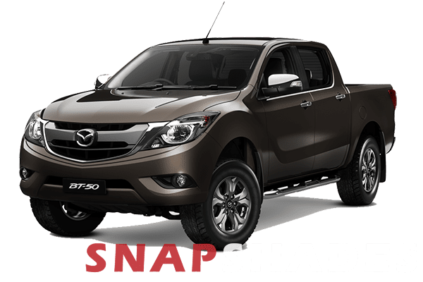 Mazda BT-50 2nd Generation (UP, UR; 2011-Present)