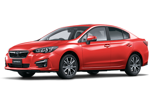 Subaru Impreza Sedan 5th Generation (GK; 2016-Present)