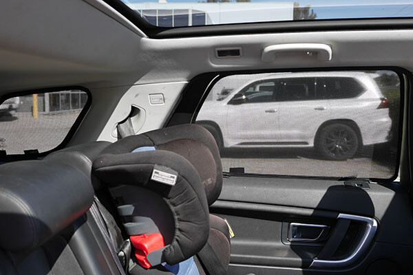 LAN001 Discovery Sport Snap Shades 2